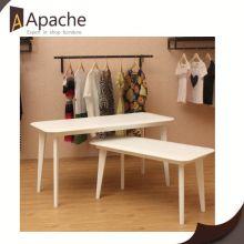 Usine de conception de moules professionnelle directement meubles de luxe en bois montre magasin d'affichage