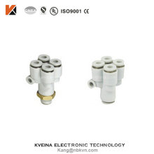 China Supplier One Touch Pneumatic Brass Fitting with PC10-03