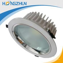 Éclairage professionnel led lumière ronde led downlight
