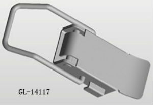 Latch Buckle Steel for Garbage Parts