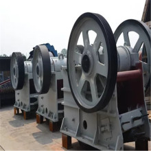 PE Hydraulic Rock Jaw Crusher