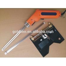 190W Berufsschaum-Ausschnitt-Werkzeug-bewegliches elektrisches EPS-heißes Draht-Schaum-Messer-Messer GW8121