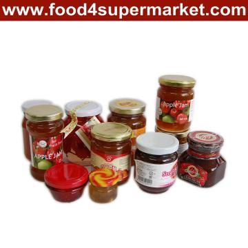 Atolamentos de frutas 370g / 454G (em garrafa)