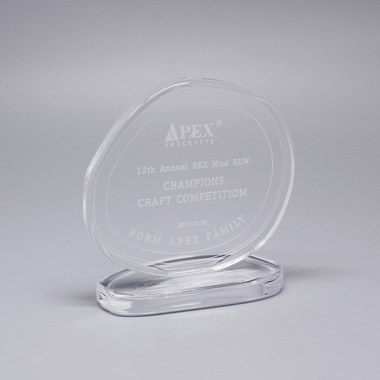 A 1t0108 Wholesale Customized Glass Awards And Acrylic Awards
