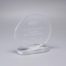Premios de cristal al por mayor personalizados y premios de acrílico