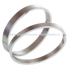 Eternal Stainless Steel Bangles for Lovers, Available in Various Size and Styles