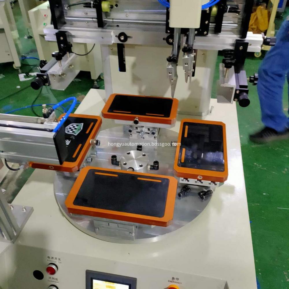 Rotary Screen Printer 11