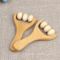Massager visage en bois fait main