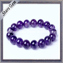 Hot Sale Bracelet Natural Amethyst Beads