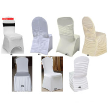 Cubierta de la silla del Spandex
