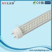 22W quente vendendo transparente tubo LED t8 1500 mm
