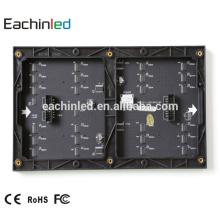 Pantalla de visualización de video LED ultradelgada de alta definición P6mm para aplicaciones cuadradas grandes / para negocios de alquiler de videos