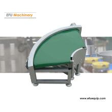 Curved PVC Belt Conveyor