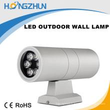 Meilleur prix pour la lampe murale extérieure LED IP65 largement utilisée dans le jardin, la rue, le chemin
