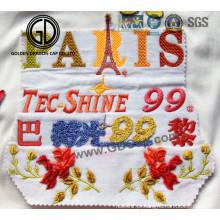 Acessórios de moda Vestuário Tampão bordado personalizado bordado para decoração