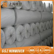 Tissu non-tissé de ppoven de tissu de ppoven de polypropylène 100% de tissu de polypropylène 10gsm à 260gsm