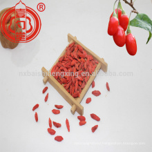 Small bag packing of dried organic berries goji dropshipping