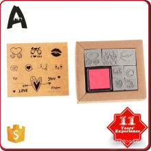 The best choice factory directly rubber stamp handles