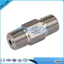 316 válvulas de retenção de combustível de aço inoxidável de 8mm