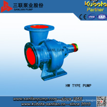 Sanlian Hw Type Mixed-Flow Vacuum Pump with High Capacity