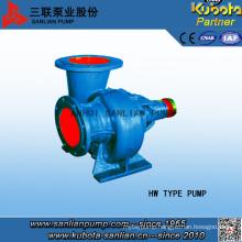 Sanlian Hw Type Mixed-Flow Vacuum Pump with High Capacity
