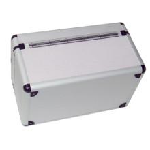 Boîtier en aluminium avec boîtier de stockage en aluminium combiné