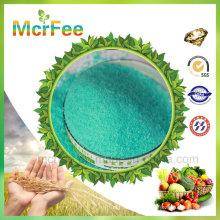 100% Water Soluble Fertilizer with High NPK+Te Nutrients