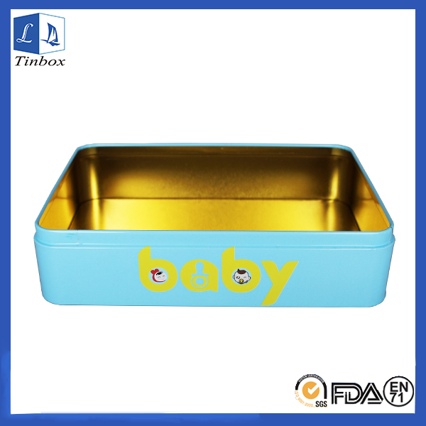 Rectangular Antique Tin Boxes Boys Online