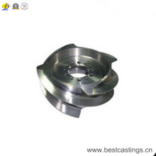 OEM Custom CNC CNC fresado de piezas mecanizadas de acero inoxidable