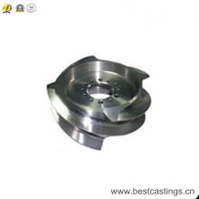 OEM изготовленный на заказ Филировать CNC нержавеющей стали подвергал части механической обработке
