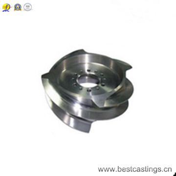 OEM Custom CNC Milling Stainless Steel Machined Parts