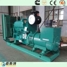 125kVA Electric Diesel Generator Set with Cummins Engine