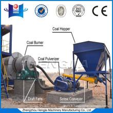Haute qualité Chine pulvérisé brûleur à charbon avec machine d'injection de charbon