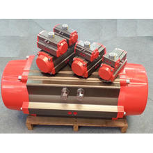 Pneumatic Actuator - Nickel Plated Alloy Steel and High-Precision Shaft