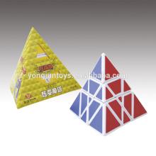 YongJun high quality rubics cube pyramorphinx pyramid cube