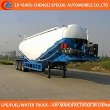 3 Axle Trailer 56cbm Dry Bulk Cement Trailer for Sale