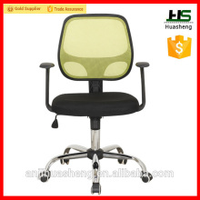Fabricante silla ergonómica ajustable de la oficina hecha en anji