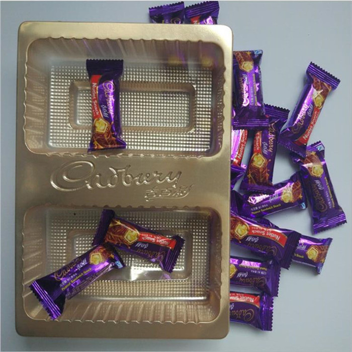 Plastic Compartments Candy Tray