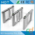Electronic Coin Swallow Glass Turnstile Mechanism