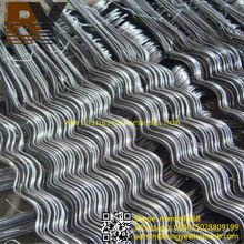 PVC Coated or Electro Galvanized Tomato Spiral Sticks