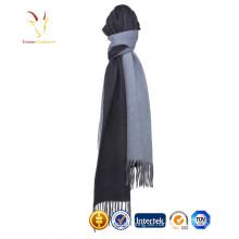 Damen Winter Kaschmir langen Fransen Schal für Frauen