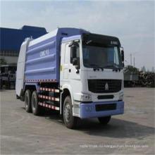 Новый грунтовый Стиль мусоровоз Емкость 16м3