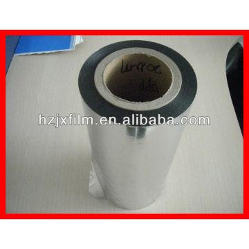 Película de plata de aluminio bopa