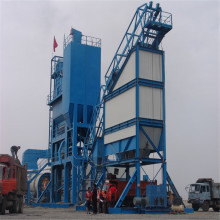 factory low price Used for Stationary Side-Type Asphalt Mixing Plant Open Graded Downer Asphalt Plant export to Haiti Importers