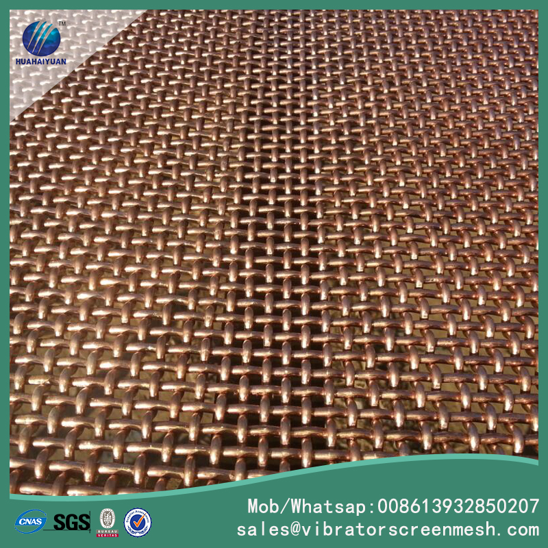 Copper Wire Mining Sieve Mesh