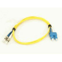 SC-ST Single mode Duplex fiber optic patch cord 1 Meter