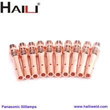 Adaptador de ponta de tocha de soldagem Panasonic P500A