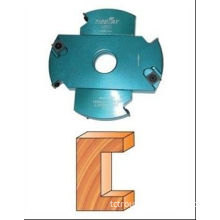 Oem Adjustable Woodworking Slotting Cutter Head With Hss And Solid Carbide