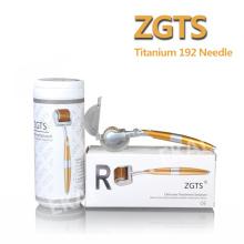 Zgts192 Titanium Бесшовный иглопробивной ролик для удаления шрамов