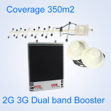 Dual Band 3G 2100MHz 4G Lte 2600MHz Répéteur de signal St-3G4g